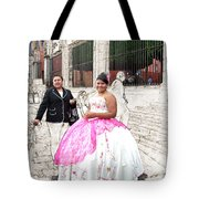 Quinze Anos In San Miguel Tote Bag