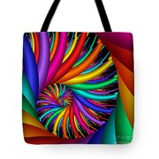 Quite Different Colors -16- Tote Bag