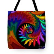 Quite Different Colors -17- Tote Bag