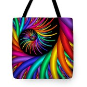 Quite Different Colors -20- Tote Bag