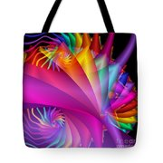 Quite In Different Colors -1- Tote Bag