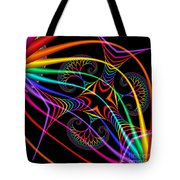 Quite In Different Colors -3- Tote Bag