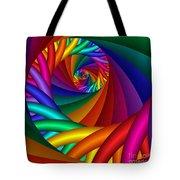 Quite In Different Colors -6- Tote Bag