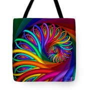 Quite In Different Colors -7- Tote Bag