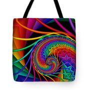 Quite In Different Colors -9- Tote Bag