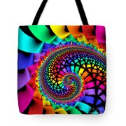 Quite In Different Colours -13- Tote Bag