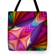 Quite In Different Colours -15- Tote Bag