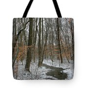 Quite Path Tote Bag