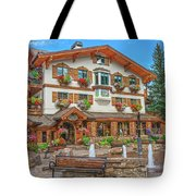 Quite Possibly The Most Expensive And Luxurious Ski Resort In The World, Vail, Colorado  Tote Bag
