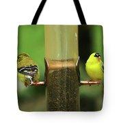 Quite The Pair Tote Bag