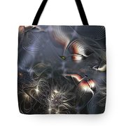 Quixotic Cerebrations Tote Bag