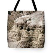 Qumran: Dead Seal Scrolls Tote Bag