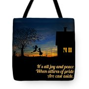 Quote2 Tote Bag
