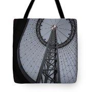 R F P Pavilion Support Ring - Spokane Washington Tote Bag by Daniel Hagerman