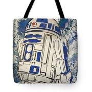 R2d2'd Tote Bag