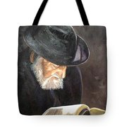 Rabbi Tote Bag