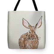 Rabbit 4 Tote Bag