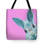 Rabbit Eyes Tote Bag