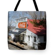 Rabbit Hash Store-front View Angle Tote Bag