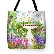 Rabbitland Tote Bag