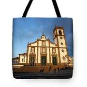 Rabo De Peixe Church Tote Bag