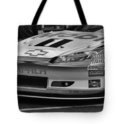 Race Car Front Tote Bag