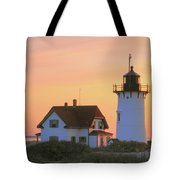 Race Point Light Tote Bag by Roupen  Baker