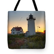 Race Point Lighthouse 2015 Tote Bag