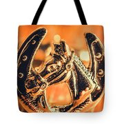 Racehorse Luck Tote Bag