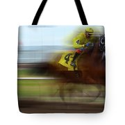 Racetrack Dreams 1 Tote Bag
