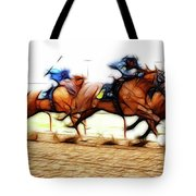 Racetrack Dreams 7 Tote Bag
