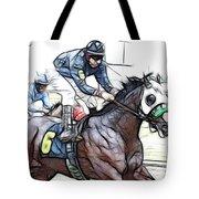 Racetrack Dreams 8 Tote Bag