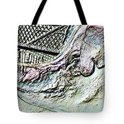 Rachael The Market Pig Tote Bag