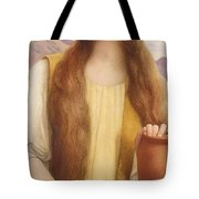 Rachel At The Well Henry Ryland Tote Bag