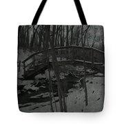 Rachel Carson Trail Bridge Tote Bag