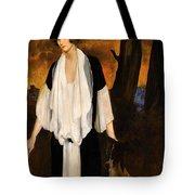 Rachel Strong By Leon Bakst 1924 Tote Bag