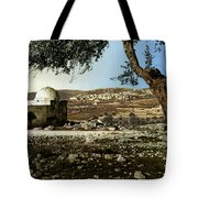 Rachel Tomb In Bethlehem Tote Bag