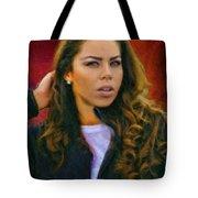 Rachel's Look Tote Bag