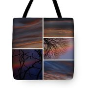Racing Digital Thoughts, V. IIi  Tote Bag