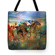 Racing Energy II Tote Bag