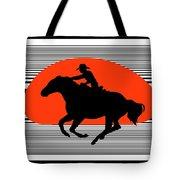 Racing The Wind Tote Bag
