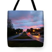 Radcliff Kentucky Morning Tote Bag