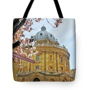 Radcliffe Camera Bodleian Library Oxford  Tote Bag