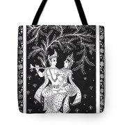 Radha Krishna - The Devine Tote Bag