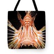 radial Lionfish Pterois radiata Tote Bag