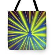 Radiant Flow 3 Tote Bag