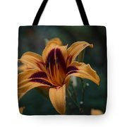 Radiant Lily Tote Bag