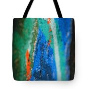 Radiating Colors Tote Bag