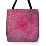 Radiation With Pink And Magenta  Tote Bag