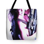 Radical Gal Tote Bag